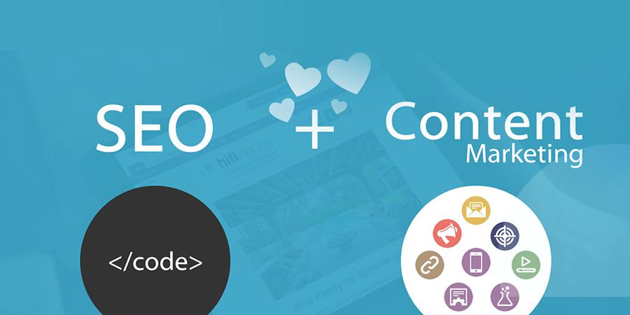 SEO VS. Content Marketing