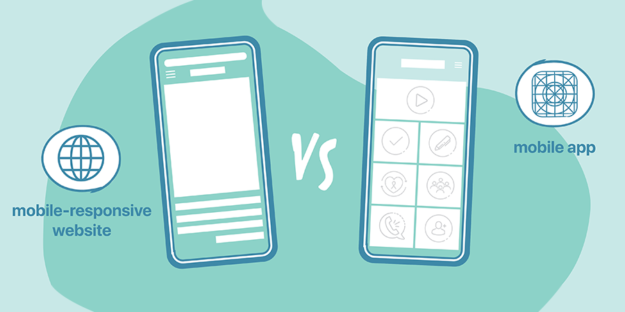Advantages and Disadvantages of Mobile Apps VS. Responsive Web Design